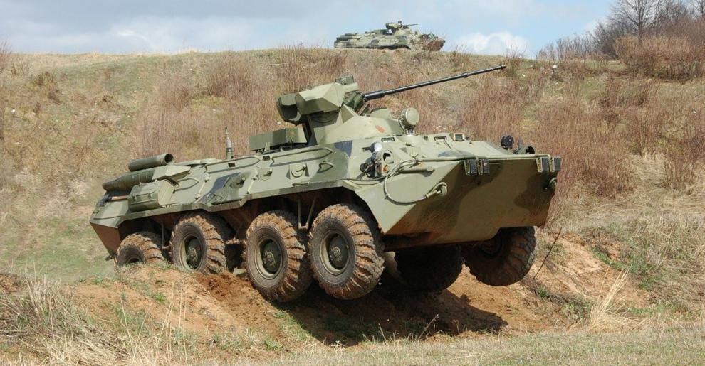 Антипрокол Кевлон для военной техники